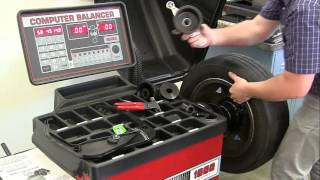 getlinkyoutube.com-Coats Direct Drive 1000 Wheel Balancer