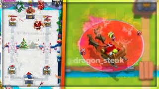 "getlinkyoutube.com-NEW ""CHRISTMAS ARENA"" & ""SANTA SPELL"" UPDATE IDEAS for Clash Royale!"