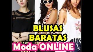 getlinkyoutube.com-♥BLUSAS DE MODA♥ 2015 ¡¡Bonitas y baratas!!
