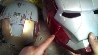 getlinkyoutube.com-How I create IronMan helmets