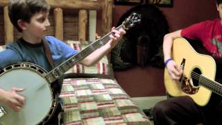 getlinkyoutube.com-Dueling Banjos - Sleepy Man Banjo Boys - Revenge of the Guitar
