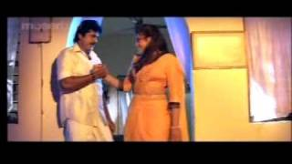 ACTRESS MEENA GETTING KISS COLLECTION 2