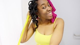 Quick Natural Hair Tips For Summer 2015 - Jennifer Agwunobi 😎🌻
