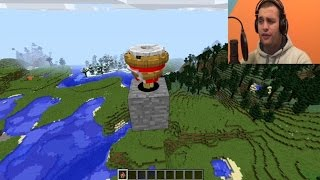 getlinkyoutube.com-Minecraft trik sa kokoskama!!! [Srpski Gameplay] ☆ SerbianGamesBL ☆
