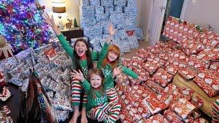 getlinkyoutube.com-CHRISTMAS MORNING SPECIAL OPENING PRESENTS BRINGS TEARS | PART 1