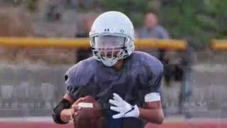 Diego Samaro clips vs GBHS  scrimmage 2016
