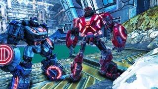getlinkyoutube.com-Transformers: Fall Of Cybertron - Chapter 4: Eye of the Storm (Cliffjumper)