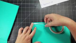 getlinkyoutube.com-Making an expandable Envelope for Loaded Envelope