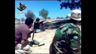 getlinkyoutube.com-معركة تحرير صرمان بقيادة ثوار الزنتان وثوار صرمان