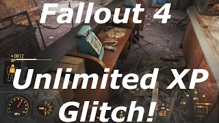 getlinkyoutube.com-Fallout 4 Infinite XP Glitch Guide AFTER PATCH 1.2! How To Get Unlimited XP! (Fallout 4 Glitches)