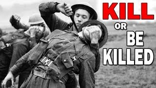 getlinkyoutube.com-Kill or Be Killed | U.S. Army WW2 Training Film | Self Defense and Combat Techniques, Hand Weapons