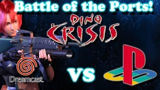 getlinkyoutube.com-[Battle of the Ports] - Dino Crisis - Dreamcast Vs Playstation