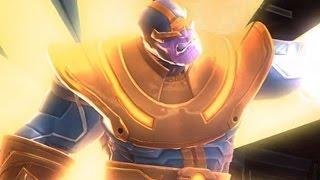 getlinkyoutube.com-Marvel: Contest of Champions - THANOS All Super Attack Moves! [FULL]