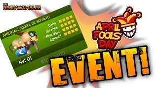 The Respawnables - APRIL FOOL'S DAY !!EVENT!!