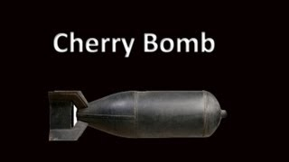 Cherry Bomb Shot Drink Recipe