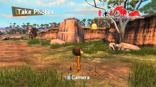 getlinkyoutube.com-Madagascar 2 Escape Africa Walkthrough PC - Part 5 - The Watering Hole/Marty Race - HD