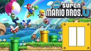 getlinkyoutube.com-New Super Mario Bros Wii U! Capitulo 11!