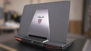 "getlinkyoutube.com-ASUS G751JY 17.3"" i7 GTX 980M G-SYNC Gaming Laptop"