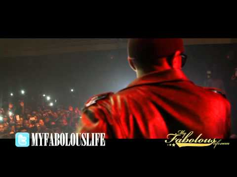 Fabolous Shuts Down Webster Hall - 2/16
