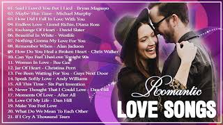 The Collection Romantic Love Songs Ever - Greatest Old Beautiful Love Songs of 70s 80s 90s