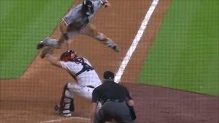 getlinkyoutube.com-MLB Acrobatic Plays