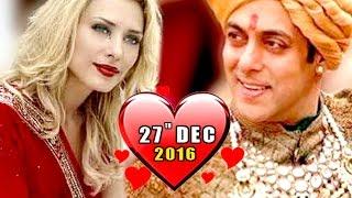 getlinkyoutube.com-Salman Khan's MARRIAGE With Iulia Vantur On 51st BIRTHDAY- 27th Dec 2016
