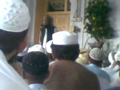 Jamiat ullama e islam Leader Moulana Hamid Ul Haq Haqqani at Bannu Part 1