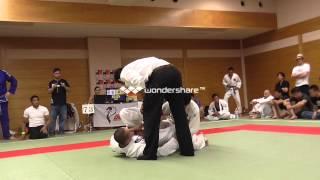 getlinkyoutube.com-八巻祐 vs ホブソン・タンノ DUMAU2014.7.20