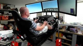 getlinkyoutube.com-Motion-sim flight