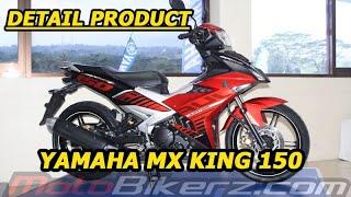 getlinkyoutube.com-Detail Yamaha MX King 150