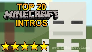 getlinkyoutube.com-(BEST) Top 20 FREE MINECRAFT Intro Templates - SONY VEGAS, AFTER EFFECTS, CINEMA 4D