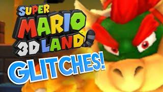 getlinkyoutube.com-Super Mario 3D Land GLITCHES! - What A Glitch!