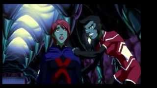 Young Justice Theme Songs