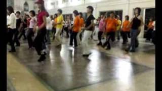 getlinkyoutube.com-ACHY BREAKY HEART Line Dance