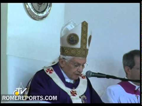 Pope's Homily During Mass in Mexico