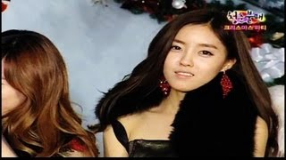getlinkyoutube.com-Invincible Youth (청춘불패) - Ep.10 : Christmas special! Meet G7 Santas~!