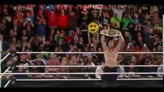 getlinkyoutube.com-Wwe TLC 2015 dean ambrose wins intercontinental championship