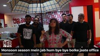 Monsoon Pothole Song 2018 | Zingaat Mix | Malishka | Mumbai Khadyaat