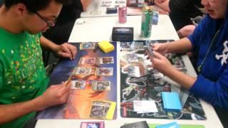getlinkyoutube.com-Mega Blast Nubatama vs Shadow Paladins