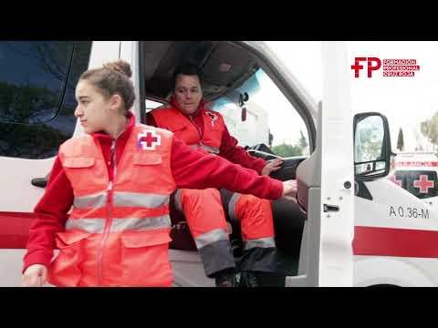 Técnico de Emergencias Sanitarias - Centro FP Cruz Roja