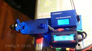 getlinkyoutube.com-T-Motor 2206 2000kv Thrust Test