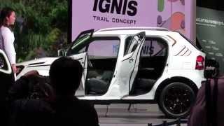 getlinkyoutube.com-【TokyoMotorShow2015】SUZUKI IGNIS TRIAL CONCEPT