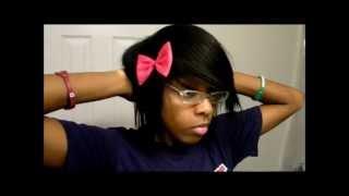 """getlinkyoutube.com-My Black Girl """"Scene Hair"""""""