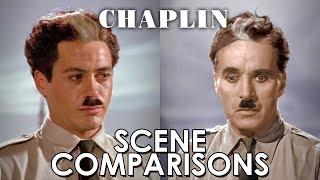 Chaplin (1992) - scene comparisons