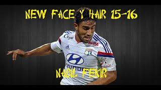 getlinkyoutube.com-NEW FACE Y HAIR NABIL FEKIR 2015-2016 :: PES 2013