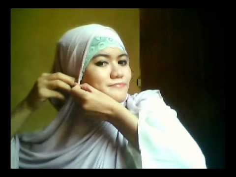 Tutorial Hijab by Aninda Kawitani