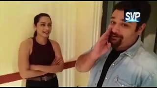 CID Cop Purvi And Pankaj Ka Funny Discussion