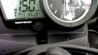 getlinkyoutube.com-top speed final Yamaha R15 Yellow