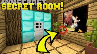 getlinkyoutube.com-Minecraft: SECRET ROOM!!! - Parcels - Custom Map [3]