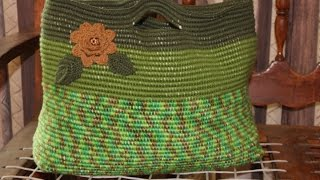 getlinkyoutube.com-Crochet a shopping bag